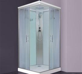 Čtvercový sprchový box - novinka