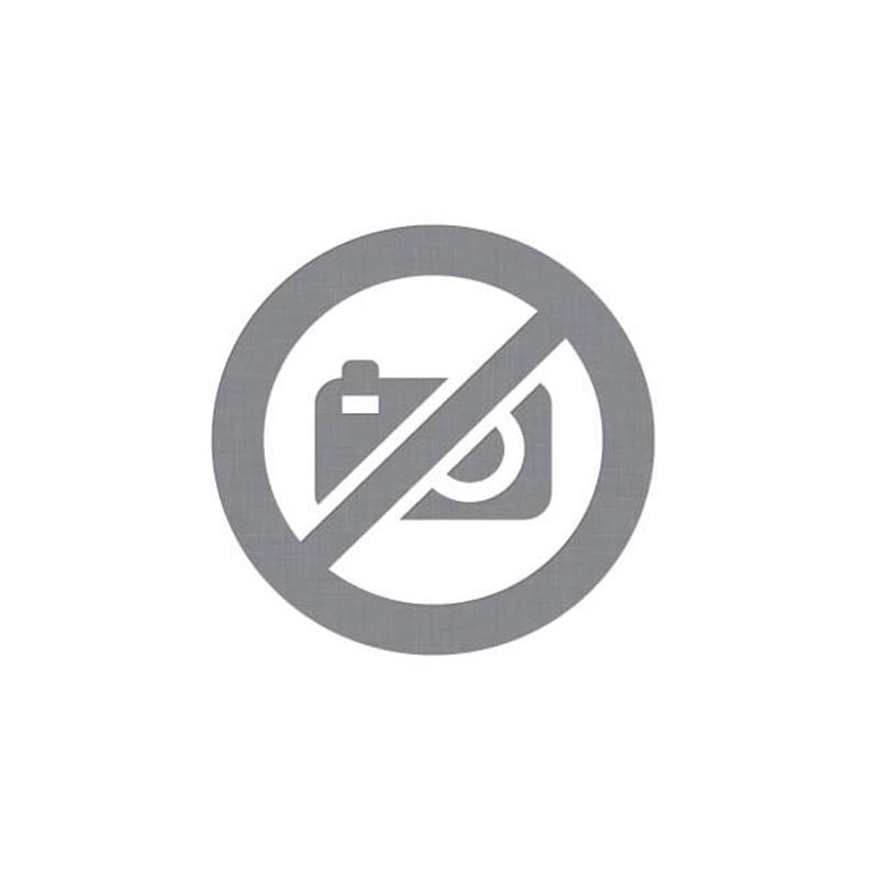 Koupelnová skříňka, umyvadlo litý mramor, 100 cm, bílá/dub, 2 zásuvky (CN672M)