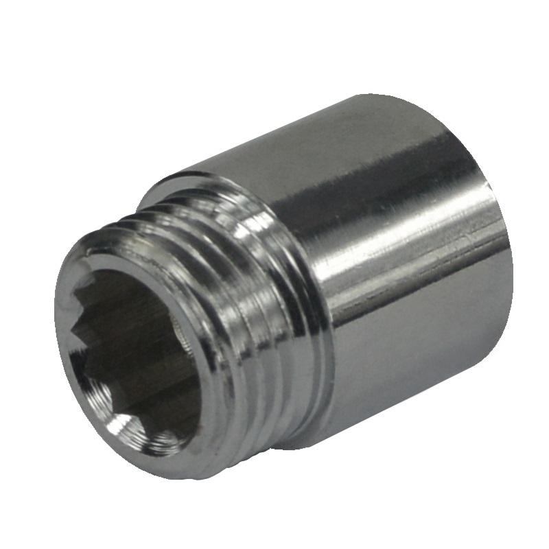 """Prodloužení, chrom, 1/2"""", 10 mm (CR65C)"""