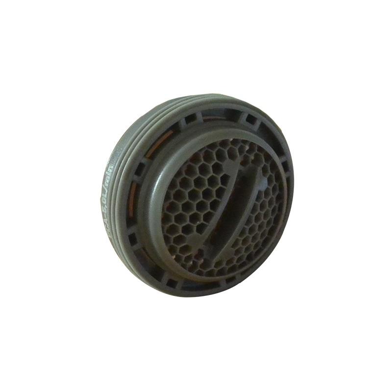 Plastový perlátor s vonkajším závitom pre batérie Mereo