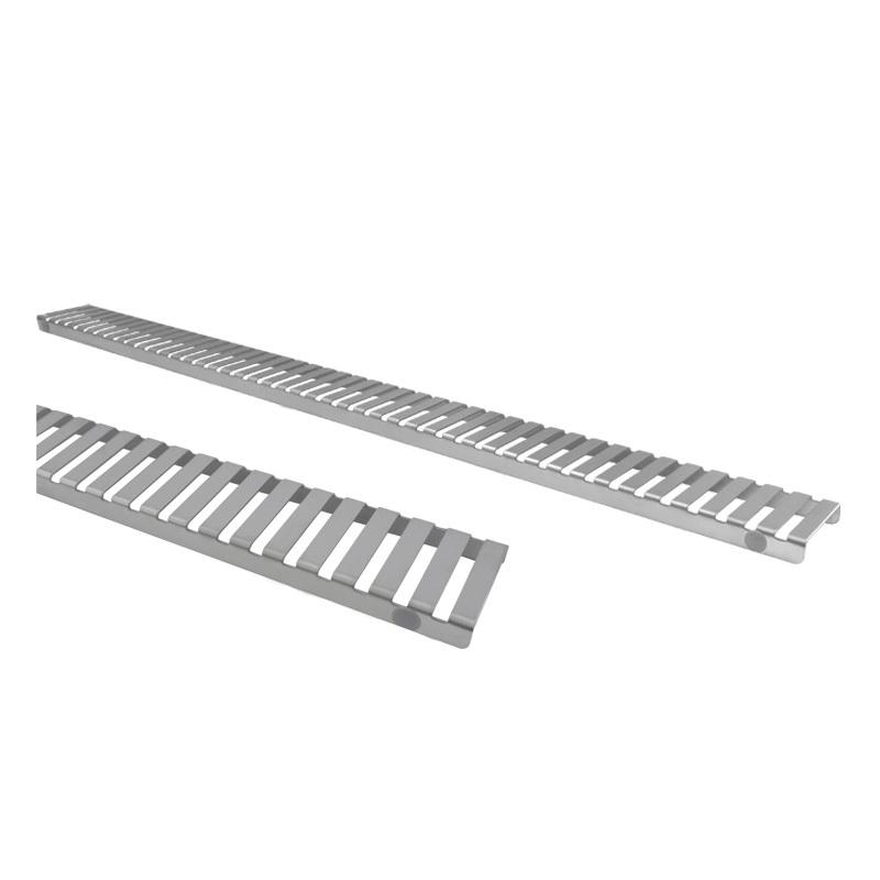 Rošt Strip pro odtokový žlab Slim, 70x5,5 cm, nerez (CZ44)