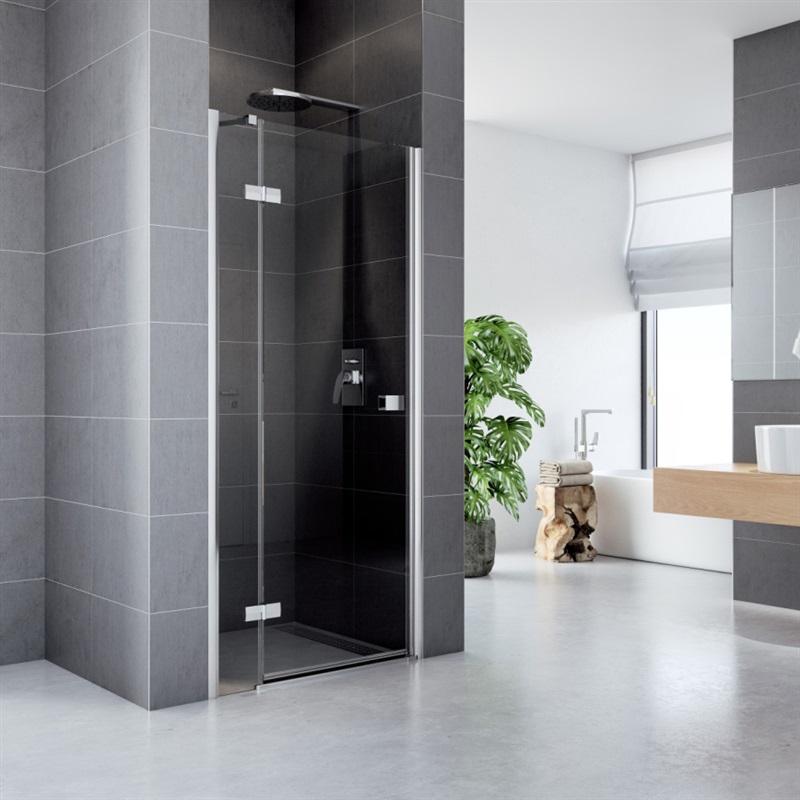 Sprchové dvere, Fantasy, chróm ALU