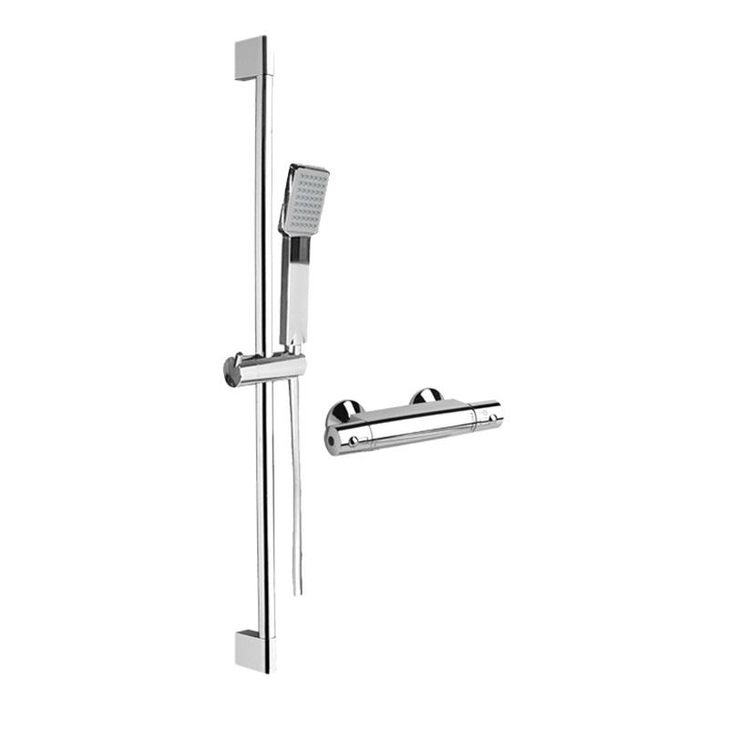 Sprchový set: termostatická baterie + sprch. souprava CB900D (BTS02)
