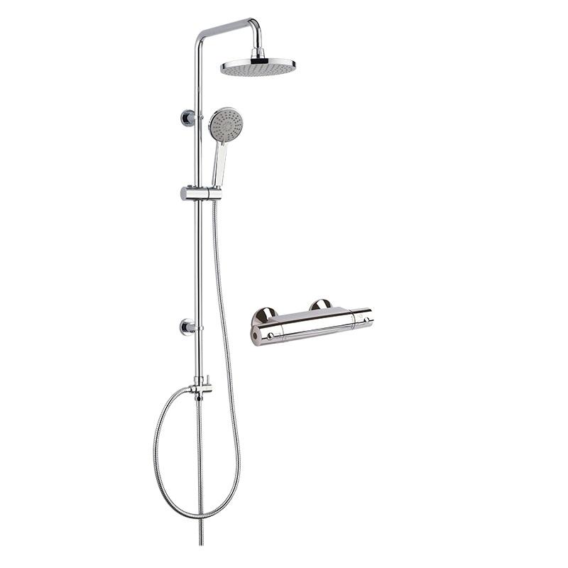 Sprchový set: termostatická baterie + sprch. souprava CB60101SP (BTS05)