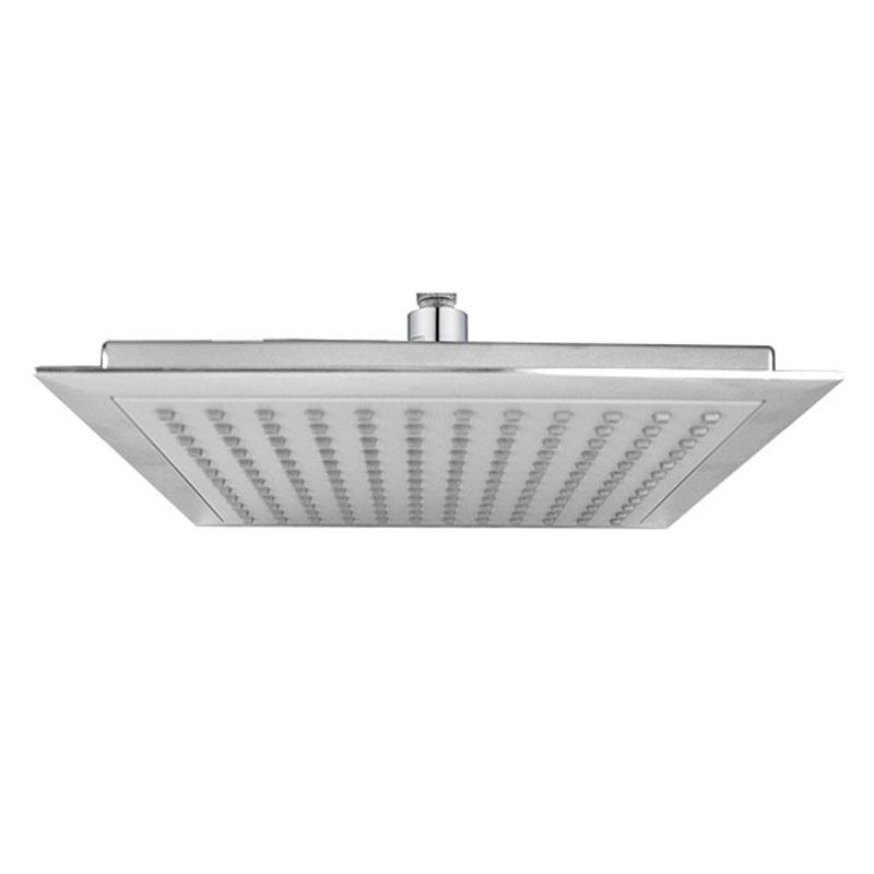 Tanierová sprcha horná,  203x203mm s klbom pre CB60101SP