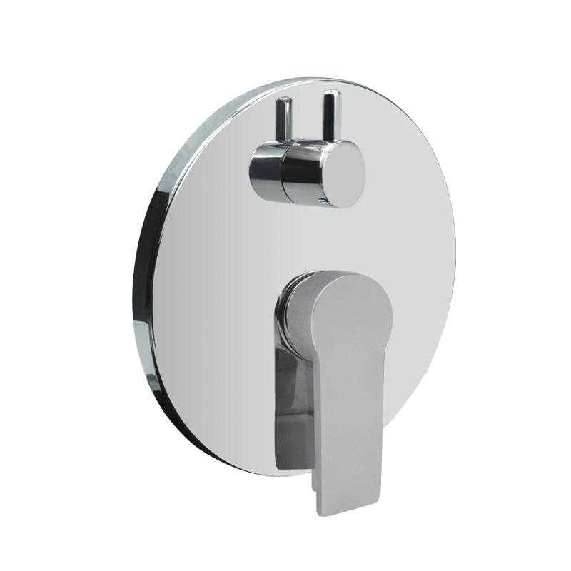 Sprchová podomietková batéria s trojcestným prepínačom, Dita, Mbox