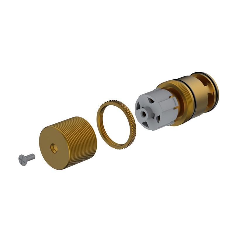 Mereo, Prepínač tlačidlový bez krytky pre termost. podomietkovú batériu CB470TER